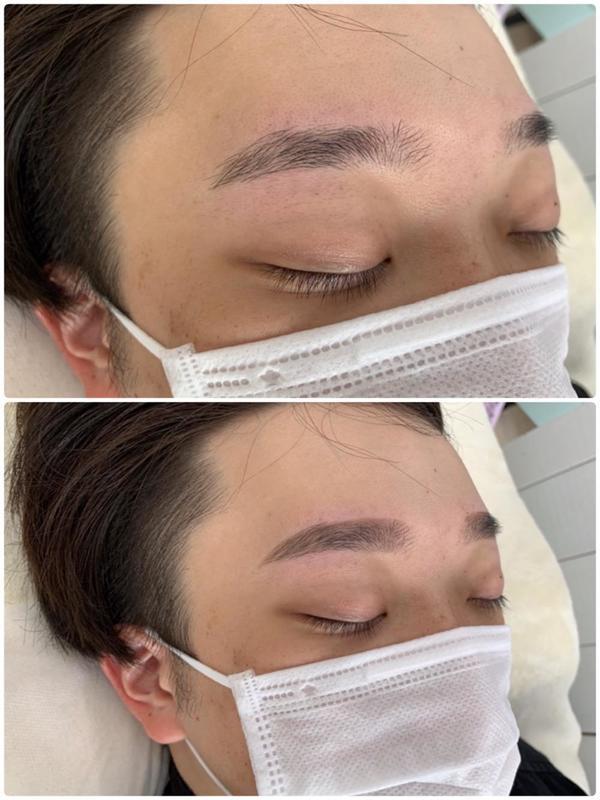 メンズOK!眉毛サロン☆藤沢サムネイル